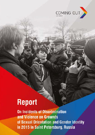 Discrimination based on sexual orientation and gender identity in russia
